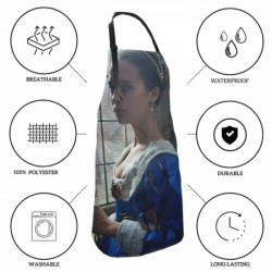 Various sizes Tulip Fever Waterproof apron #597144 High Quality Waterproof coated fabric