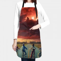 Various sizes TV Series Waterproof apron #595761 High Quality Waterproof coated fabric